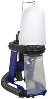 Puruimuri Woodtec 550W, korkea letku ja liittimet