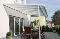 VillaPatio Classic 488 alu katos 6mm, 488x300cm