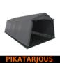 Pressutalli Prohall 6m x 3,2m, 500g/m2 - PIKATARJOUS!