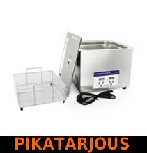 Ultraäänipesuri 15L Timco INOX (myös teollisuuskäyttöön) - PIKATARJOUS!