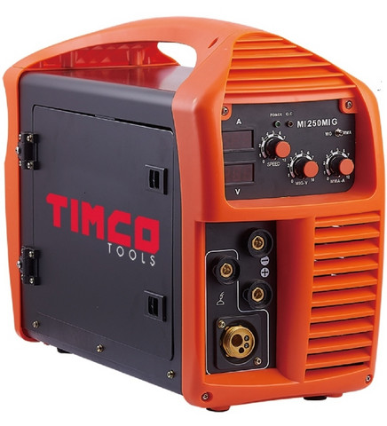 Timco Mi250MIG, MIG hitsauskone