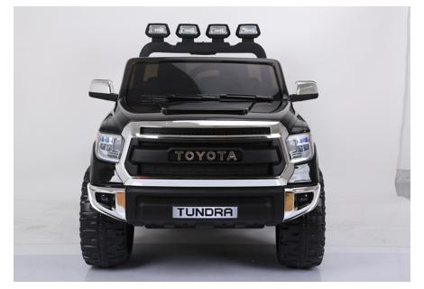 Loppu! Sähköauto Ride-on Toyota Tundra