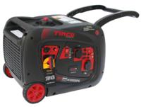 Ennakkomyynti! Timco IR3000SPG sähkökäynnisteinen digitaali aggregaatti