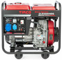 Timco CLE5500SDG, 5kVA, 230V diesel generaattori
