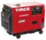 Timco SE5000SDG 5kVA, 230V diesel generaattori