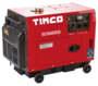 Ennakkomyynti! Timco SE5000SDG 5kVA, 230V diesel generaattori