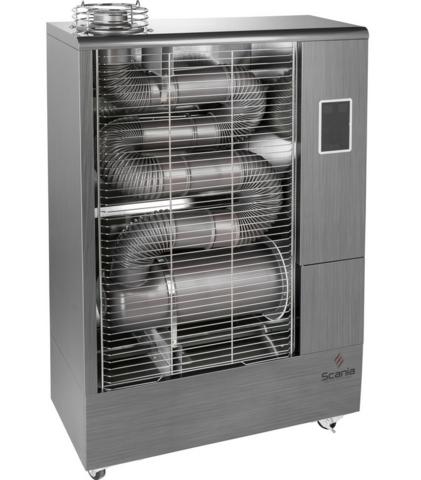 Scania Heater Solutions DIR-1000 polttoainekäyttöinen infrapunalämmitin 10,5kW