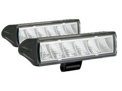 ECO LED Lisävalosarja 36W (2x18W), Ref 15 (2x7,5)
