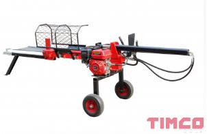 Timco 8tn, 102 cm, polttomoottori halkomakone