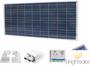 Brightsolar 90W aurinkopaneelisetti matkailuajoneuvoon