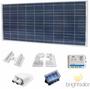 Loppu! Brightsolar 160W aurinkopaneelisetti matkailuajoneuvoon
