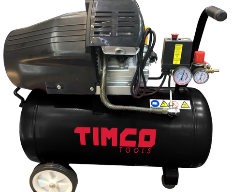 Ennakkomyynti! Timco 3HP 50L V-lohko kompressori