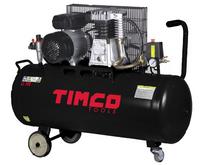 Ennakkomyynti! Timco 2,5HP 100L kompressori hihnaveto
