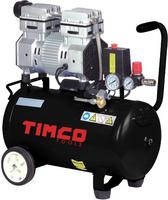 Loppu! Timco 24L öljytön kompressori
