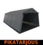 Pressutalli Prohall 7m x 3,4m, korkeus 2,2m, 500g/m2 - PIKATARJOUS!