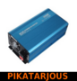 Vatti siniaaltoinventteri 12V 1000W/2000W - PIKATARJOUS!