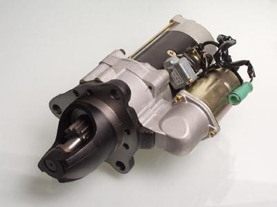 Starttimoottori  0-23000-3180 (Komatsu)