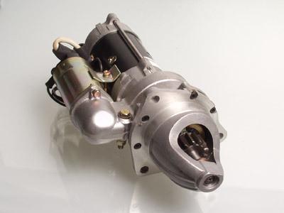 Starttimoottori  0-23000-1231 (Komatsu)