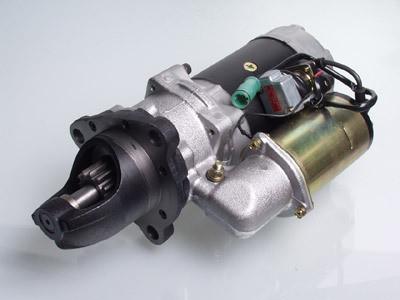 Starttimoottori 0-23000-6531 (Komatsu)