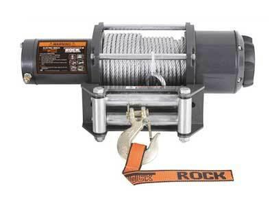 Sähkövinssi IronX 12V 2268kg, kauko-ohjain