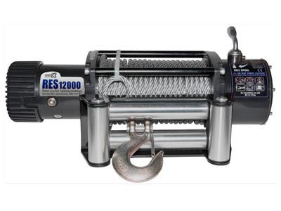 Sähkövinssi IronX 12V 5445kg, kauko-ohjain + langaton kauko-ohjain
