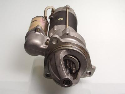 Loppu! Starttimoottori 0-23000-1980 (Isuzu, TCM)