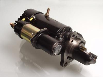 Starttimoottori 1993702 (Detroit Diesel)
