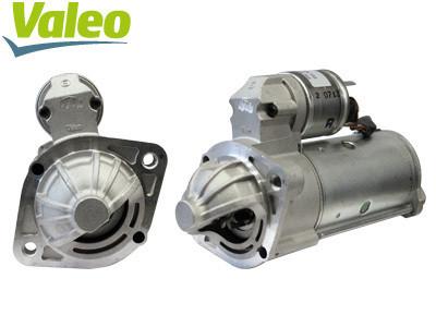 Starttimoottori Valeo 600081 (Hyundai, Kia, Mitsubishi)