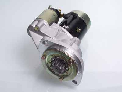 Starttimoottori S24-03C (Hitachi, Isuzu, JCB, Kobelco, Takeuchi, TCM)