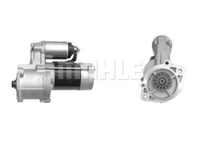 Starttimoottori Mahle IS9407 (Hyundai, Mitsubishi)