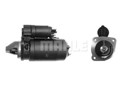 Starttimoottori Mahle IS0509 (Massey Ferguson)