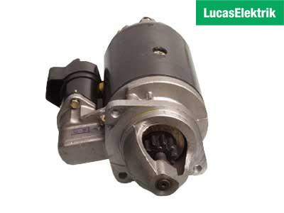 Starttimoottori Lucas  26345, 27515 (Massey Ferguson)