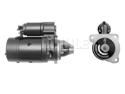 Starttimoottori Mahle IS0520 (Massey Ferguson)