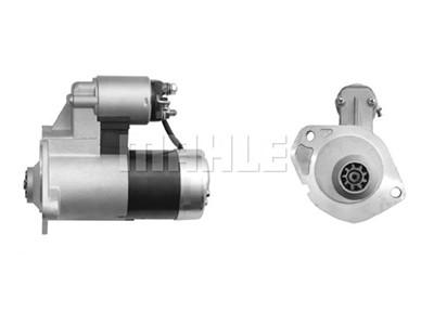 Starttimoottori Mahle IS9316 (Opel)