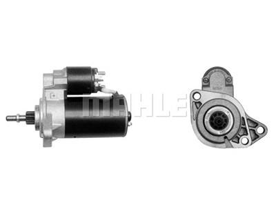 Starttimoottori Mahle IS0724 (Fiat, Volkswagen)