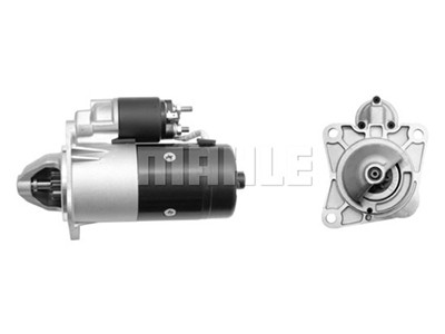 Starttimoottori Mahle IS9437 (Land Rover)