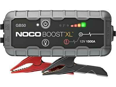 Apukäynnistin Noco BOOST XL GB50 12V, 1500A
