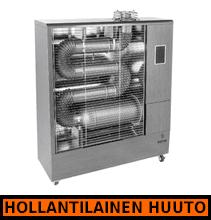 Hottia DIR-1300 polttoainekäyttöinen infrapunalämmitin - HOLLANTILAINEN HUUTOKAUPPA!