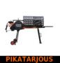 X-Rauta pikahalkomakone 7tn, 51cm (halkaisuaika 2 sekuntia) - PIKATARJOUS!