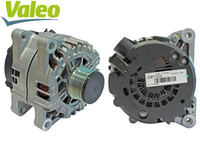 Laturi 180A Valeo (Citroen, Fiat, Lancia, Peugeot)
