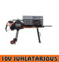 X-Rauta pikahalkomakone 7tn, 51cm (halkaisuaika 2 sekuntia) - 10V JUHLATARJOUS!