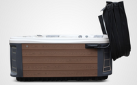 Wellis Easy Thermal Cover Lifter kansimekanismi ulkoporealtaaseen