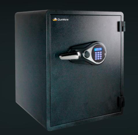 DunWore LCD590 paloturvakaappi