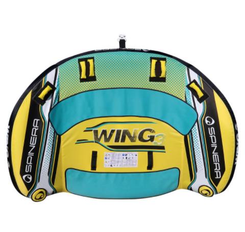 Spinera Wing 3-hengen vedettävä vesilelu
