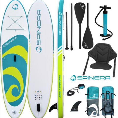 Spinera Classic 9.10 Pack 3 300 SUP-lauta
