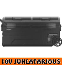 Frezzer Pro Dual 95L matkajääkaappipakastin 12/24V 230V - 10V JUHLATARJOUS!