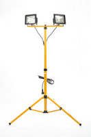LED Energie 2x30W ledheitin, Tripod-jalusta
