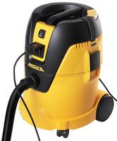 Teollisuusimuri Mirka 1025L kuiva/märkä, 1000W