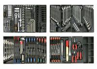 Työkaluvaunu työkaluilla 388 kpl, IKH