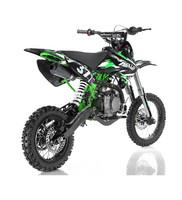 Loppu! Crossipyörä 125ccm, 4-tahti, Apollo Motors Rider